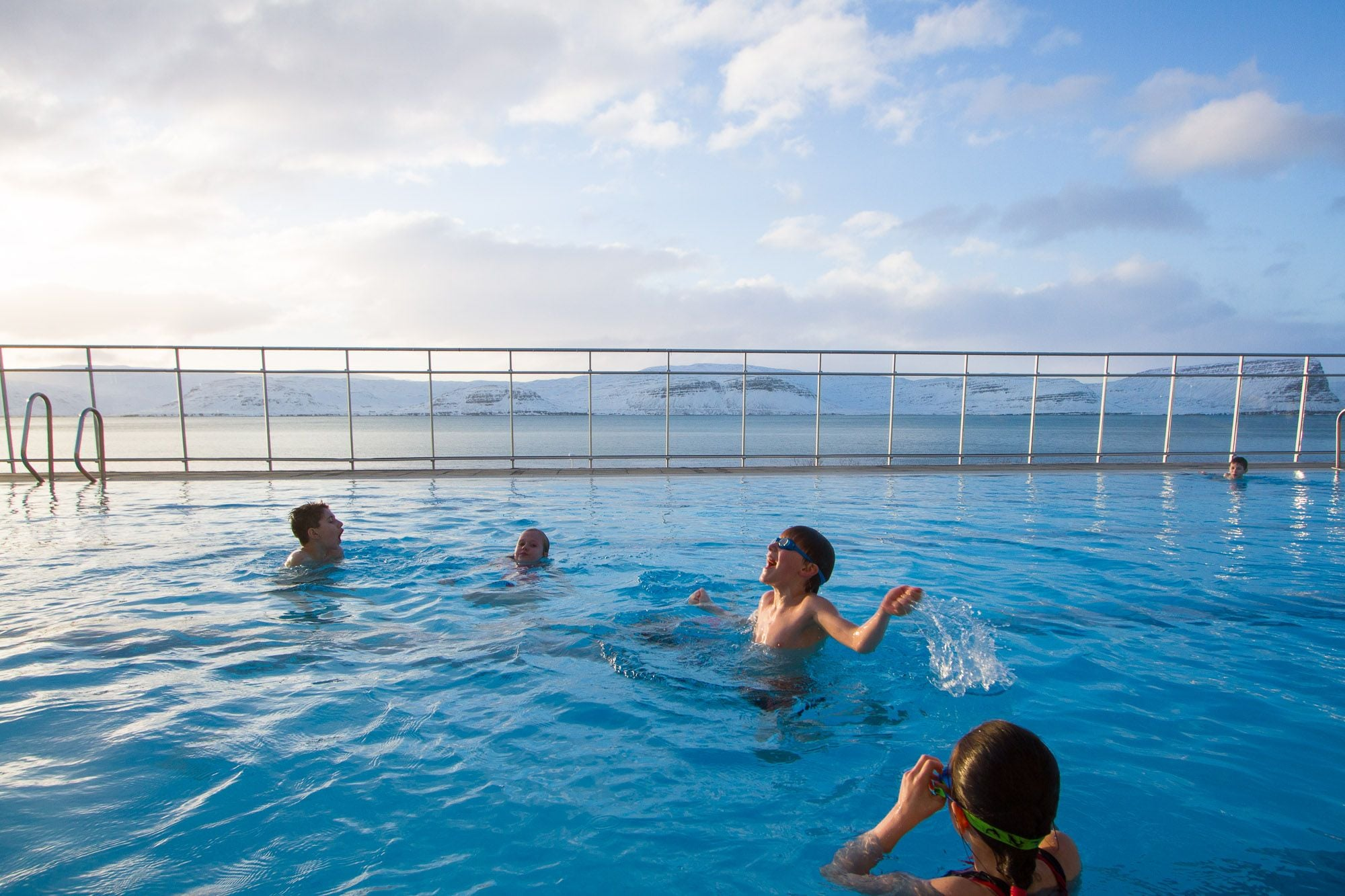 Patreksfjordur swimming pool