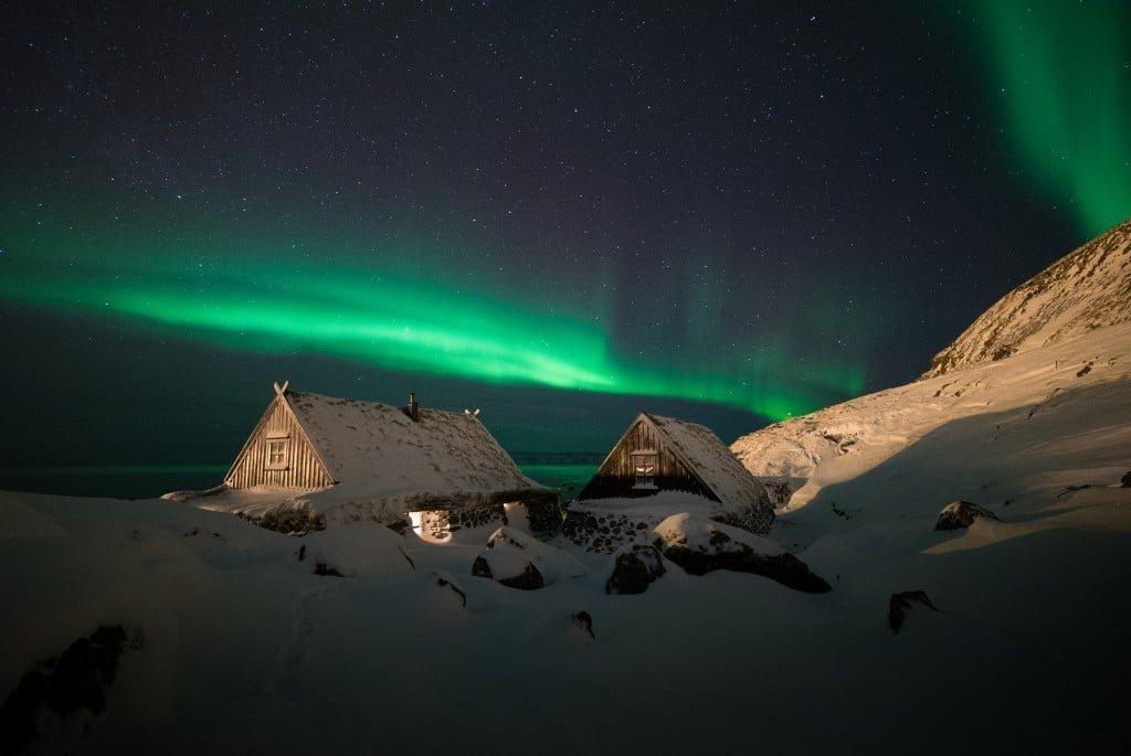 westfjords iceland northern lights - photo #27
