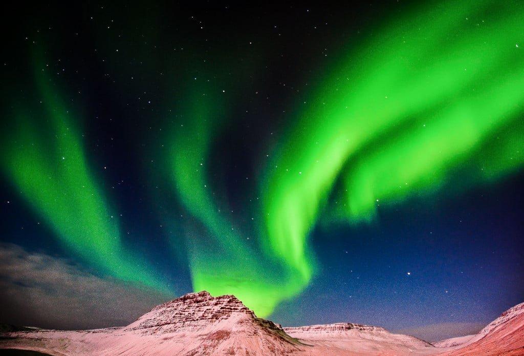 westfjords iceland northern lights - photo #15