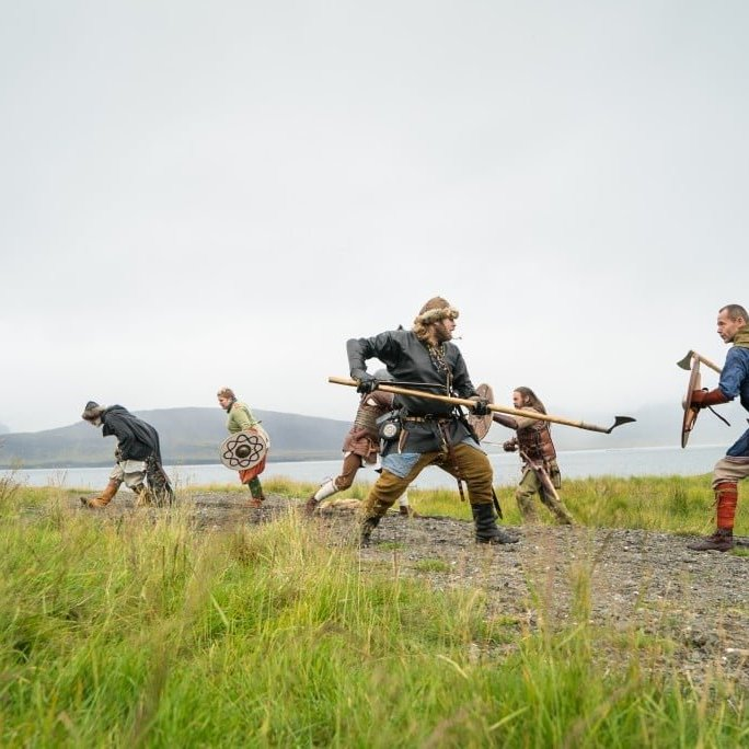 Travel back to Viking age in Þingeyri