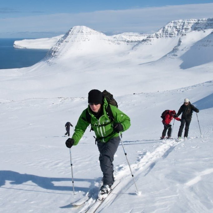 Winter in Westfjords