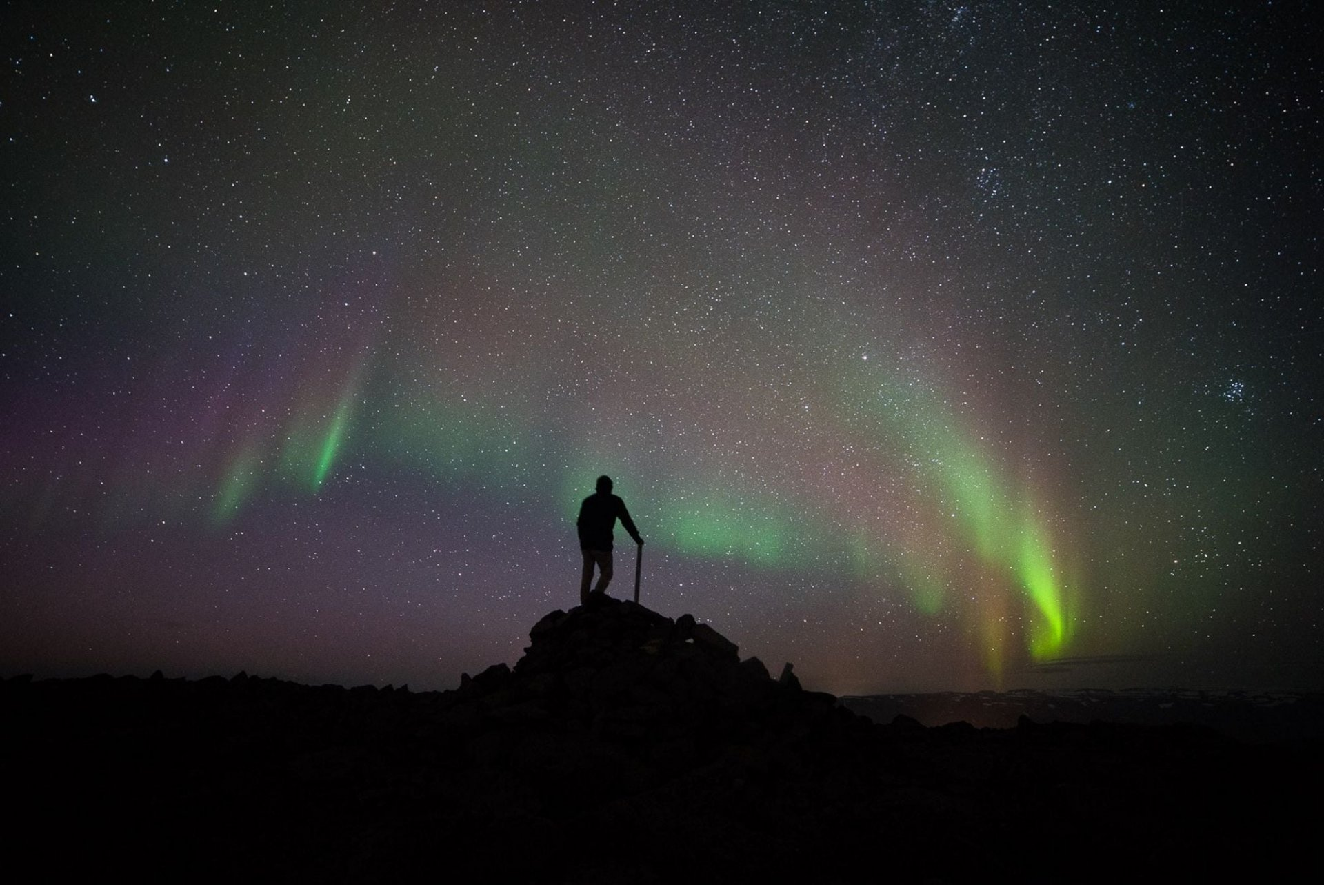 The ultimate northern lights mission