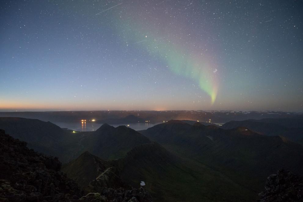 westfjords iceland northern lights - photo #14